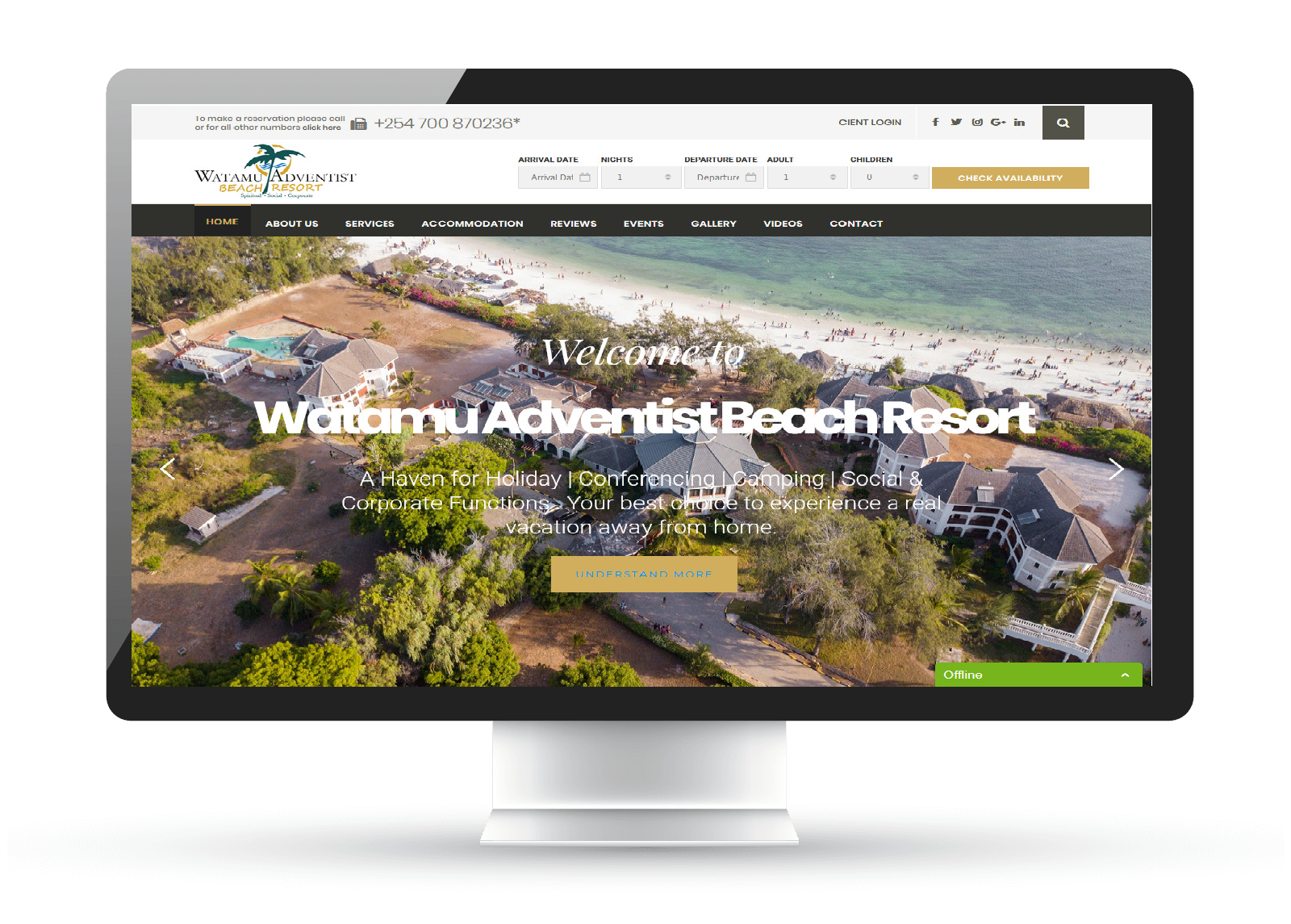 Watamu Adventist Beach Resort